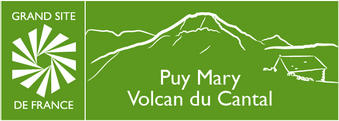 Cartouche GSF Puy Mary vert avec bords